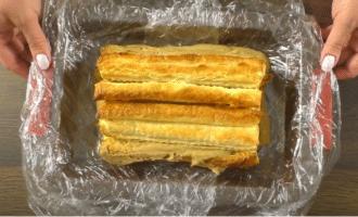 Простой, быстрый и вкусный: торт «Полено»