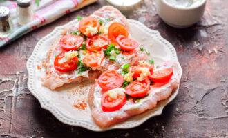 Отбивные из индейки с сыром и помидорами - классический рецепт с пошаговыми фото
