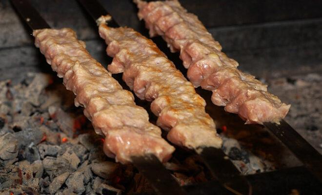 Вкуснейший куриный люля-кебаб