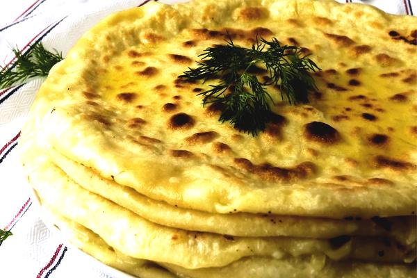 Дагестанские лепёшки вкусно и просто!