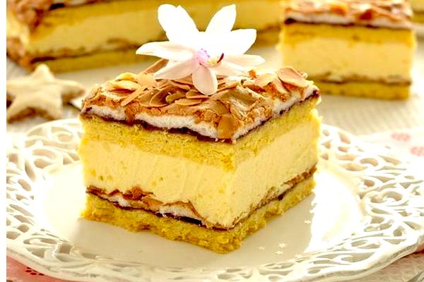 Польский торт «Пани Валевская»